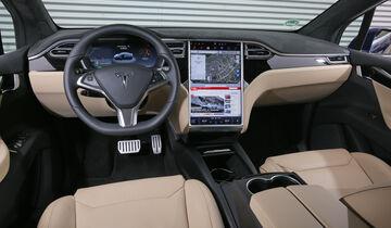 Tesla Model X P90d Im Test Auto Motor Und Sport