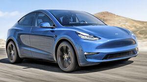 Tesla Model Y, Best Cars 2020, Kategorie K Große SUV/Geländewagen