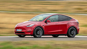 Tesla Model Y, Exterieur