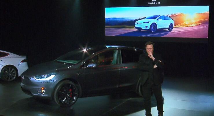 Tesla Model Y Premiere