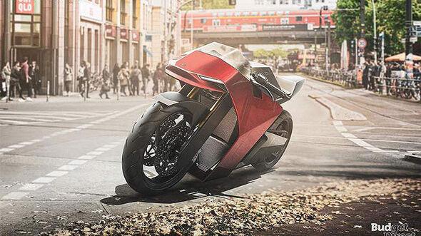Tesla Motorrad