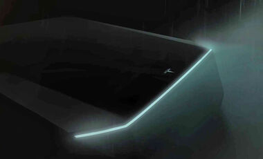 Tesla Pick-up Teaser
