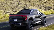 Tesla Pickup, Rendering von Emre Husman