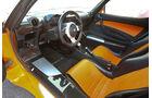 Tesla Roadster, Cockpit,  Sitze