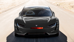 Tesla Roadster Knight Rider