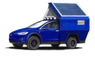 Tesla Roamer