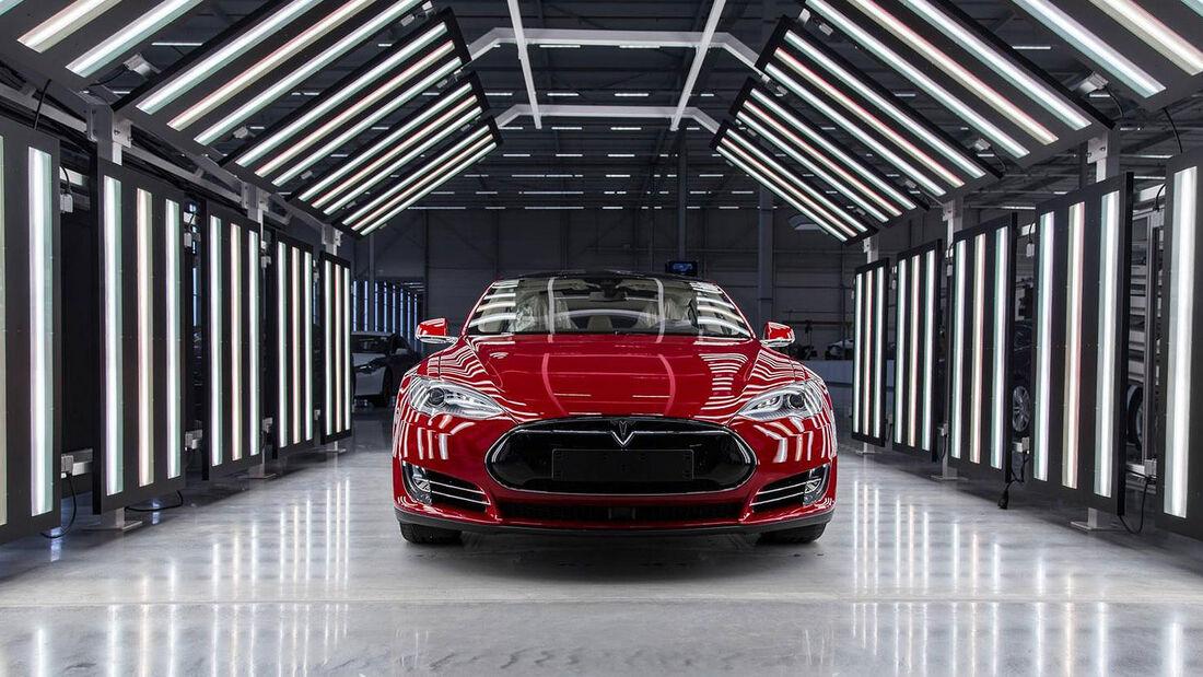 Tesla-Werk Tilburg