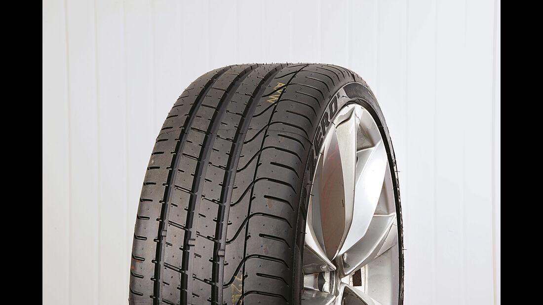 Test - Sommerreifen - Pirelli P Zero - 235/35 R19