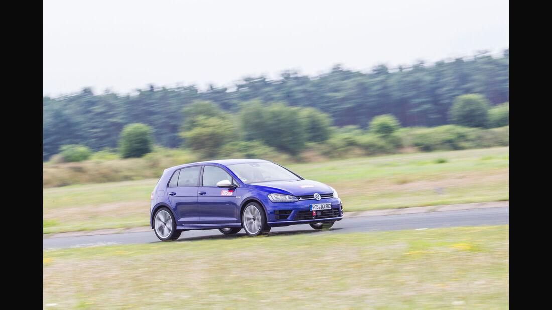 Test - Sportreifen - Semi-Slicks - Pirelli - Michelin - Dunlop