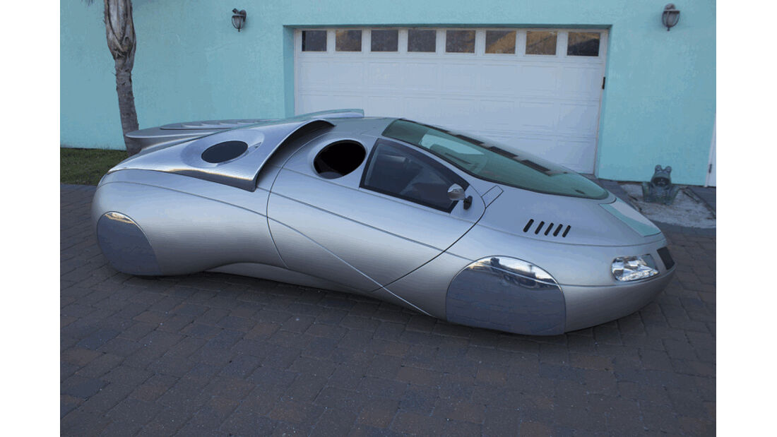 The Extra-Terrestrial Vehicle