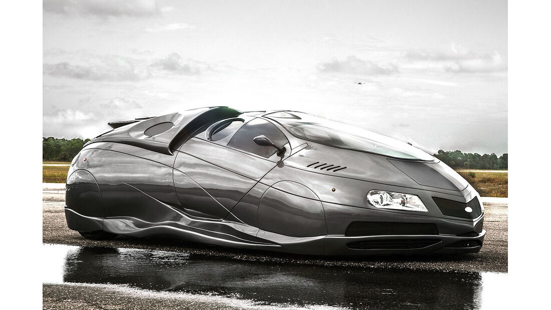 The Extra Terrestrial Vehicle,