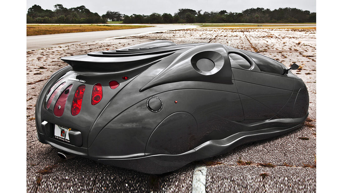 The Extra Terrestrial Vehicle