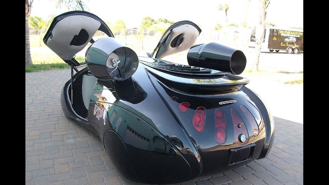 The Extra-Terrestrial Vehicle, Elektro