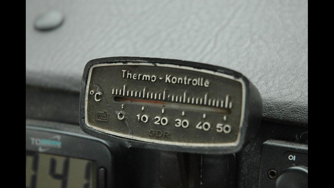 Thermometer Trabi