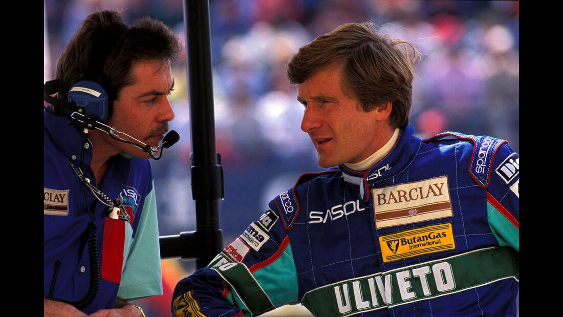 Thierry Boutsen 1993
