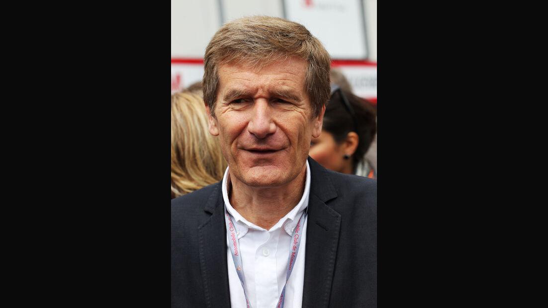 Thierry Boutsen - GP Monaco 2013 - VIPs & Promis