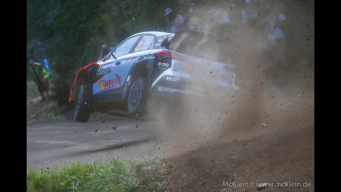 Thierry Neuvielle - WRC - Rallye Finnland 2016