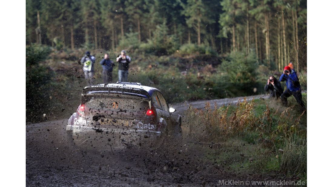 Thierry Neuville - Ford - Rallye GB 2013