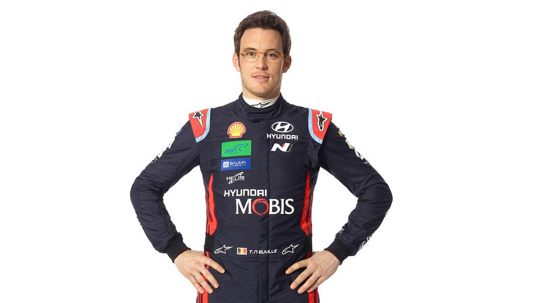 Thierry Neuville - Hyundai - Rallye-WM - 2020