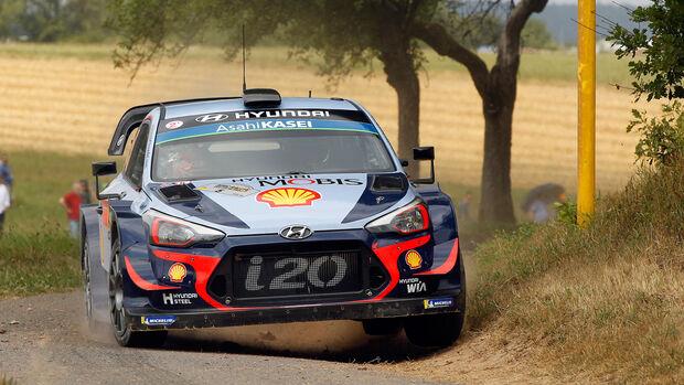 Thierry Neuville - Hyundai i20 WRC - Rallye Deutschland 2018
