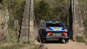 Thierry Neuville - Rallye Argentinien 2017