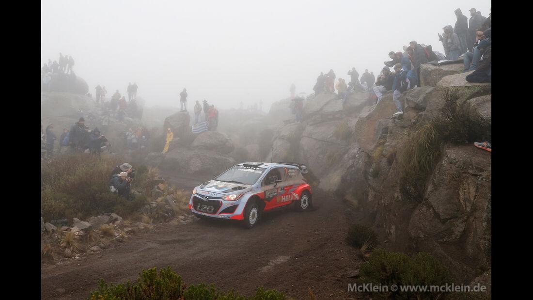 Thierry Neuville - Rallye Argentinien - WRC 2014
