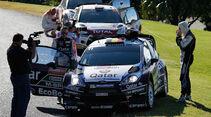 Thierry Neuville - Rallye Australien 2013
