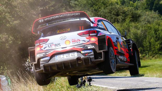 Thierry Neuville - Rallye Deutschland 2019