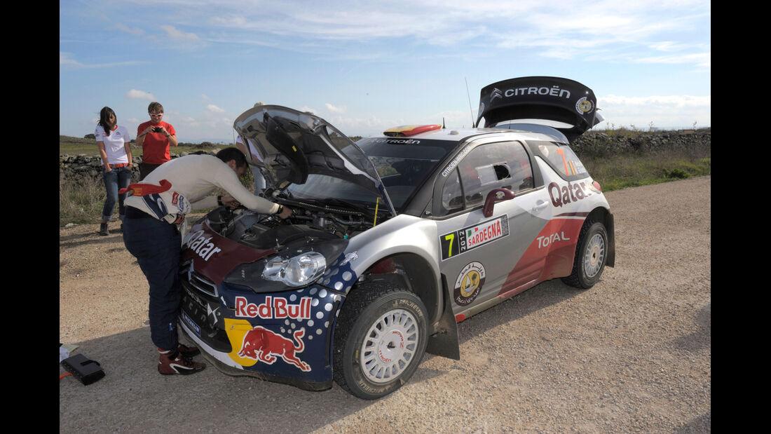 Thierry Neuville Rallye Italien 2012 WRC