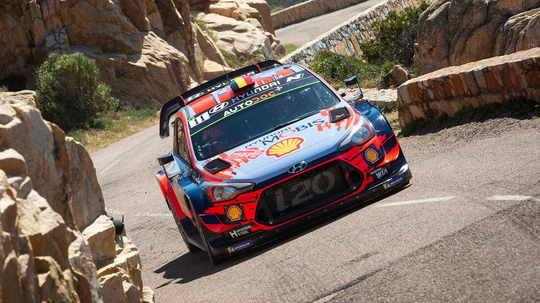 Thierry Neuville - Rallye Korsika 2019