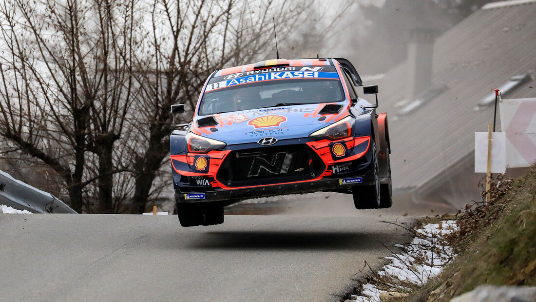 Thierry Neuville - Rallye Monte Carlo 2020
