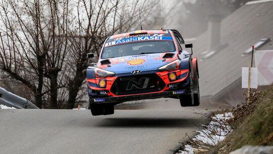 Thierry Neuville - Rallye Monte Carlo 2020