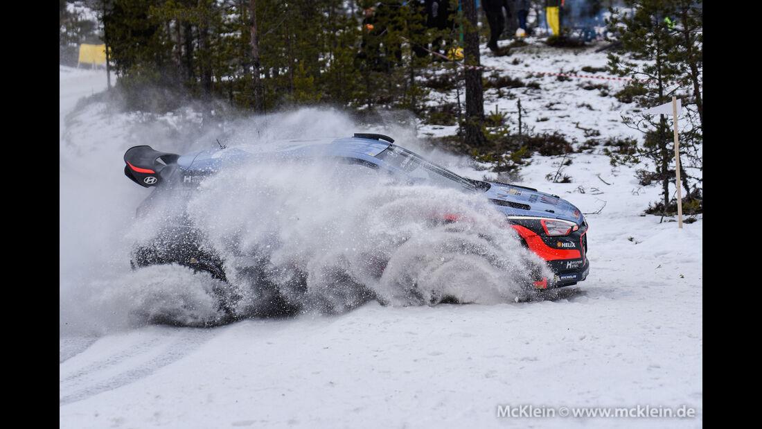 Thierry Neuville - Rallye Schweden 2016
