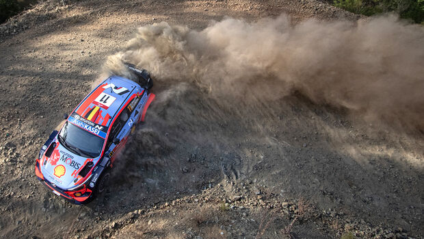 Thierry Neuville - Rallye Türkei 2020
