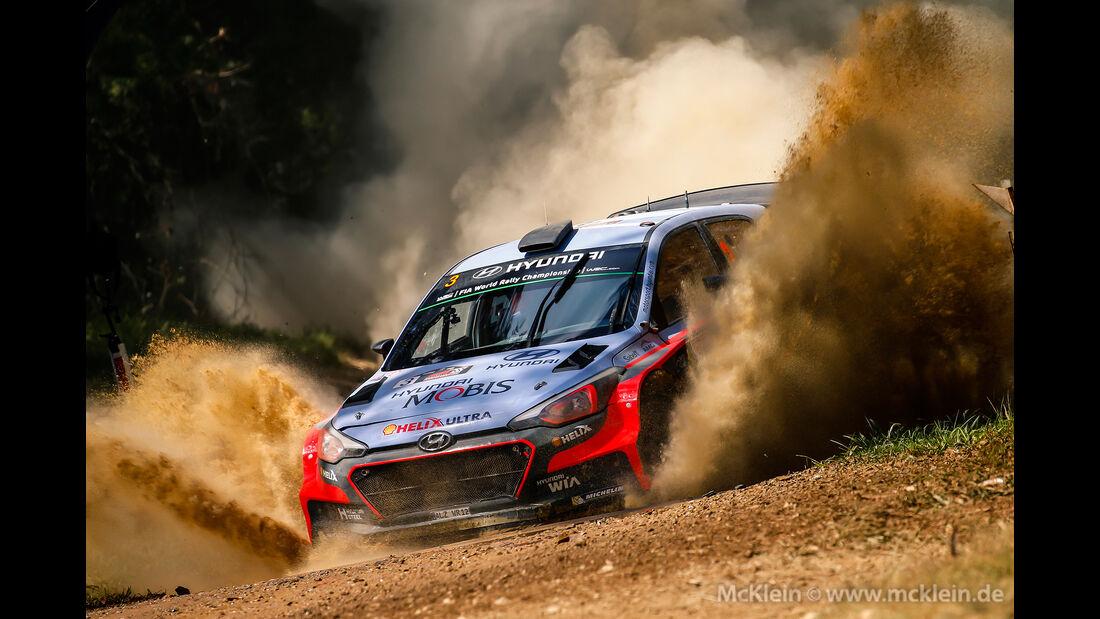 Thierry Neuville - WRC Australien 2016