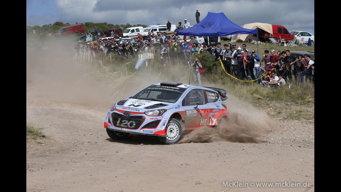 Thierry Neuville - WRC - Rallye Argentinien 2015
