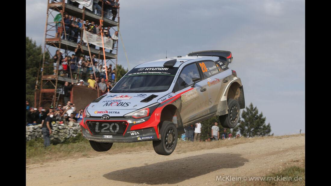 Thierry Neuville - WRC - Rallye Italien 2016