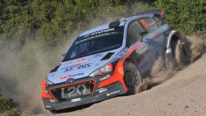 Thierry Neuville - WRC Rallye Italien 2016