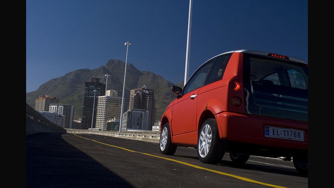 Think City 2010, Elektroauto