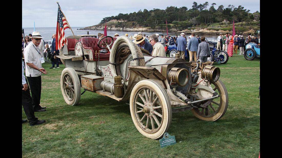 Thomas Flyer 35 New York to Paris Race Car 1907