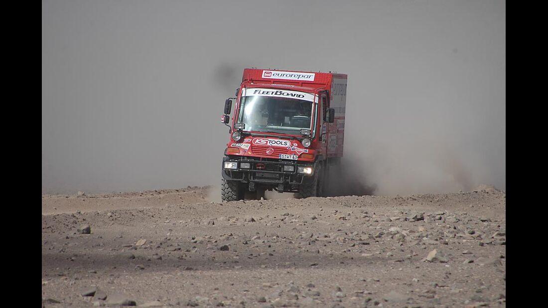 Thomas Wallenwein - Dakar 2010