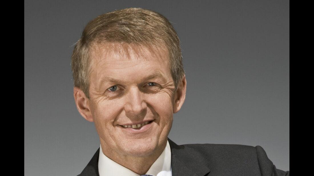 Thomas Weber, Daimler-Entwicklungsvorstand