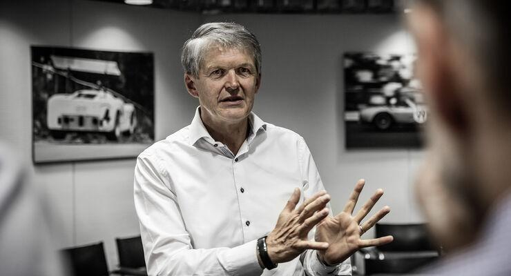 Thomas Weber, Interview, Daimler, Entwicklungsvorstand