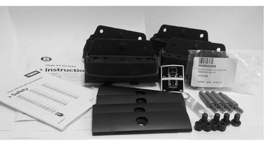 Thule Rapid Fixpoint XT Kits