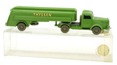Thyssen-Tanklastzug Mercedes-Benz L 5000