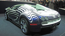 Ticker IAA Bugatti