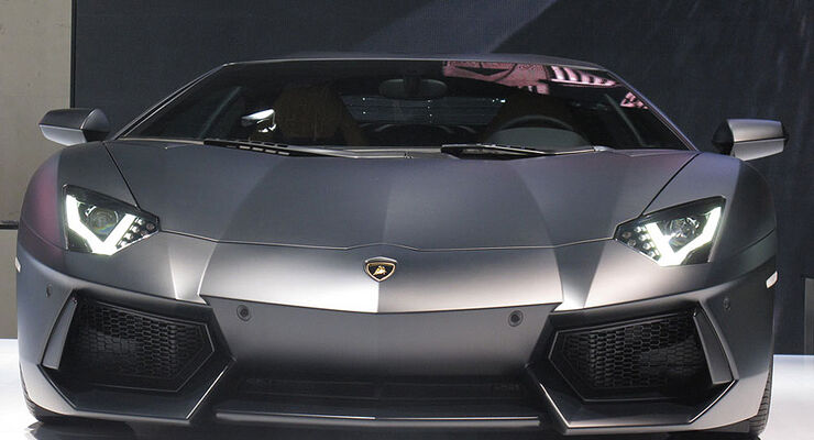 Ticker IAA Lambo