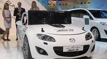 Ticker IAA Mazda