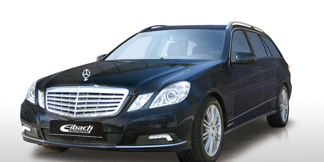 Tieferlegung Eibach Mercedes E-Klasse T-Modell