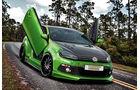 Tieferlegung Weitec VW Golf